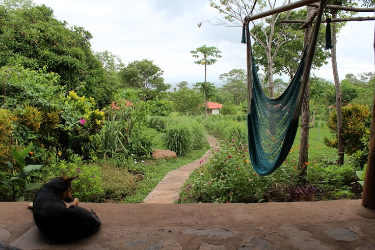 Finca Mystica on Ometepe Island - no better place to chill