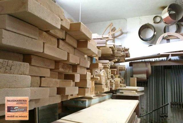 Lavorazioni in legno altamente professionali