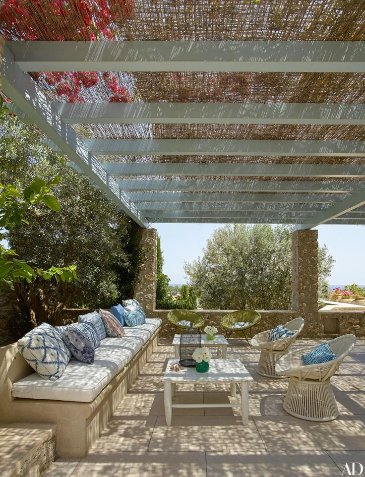 A Compound of Villas in the Greek Islands Is Transformed for a Family Photos | Architectural Digest