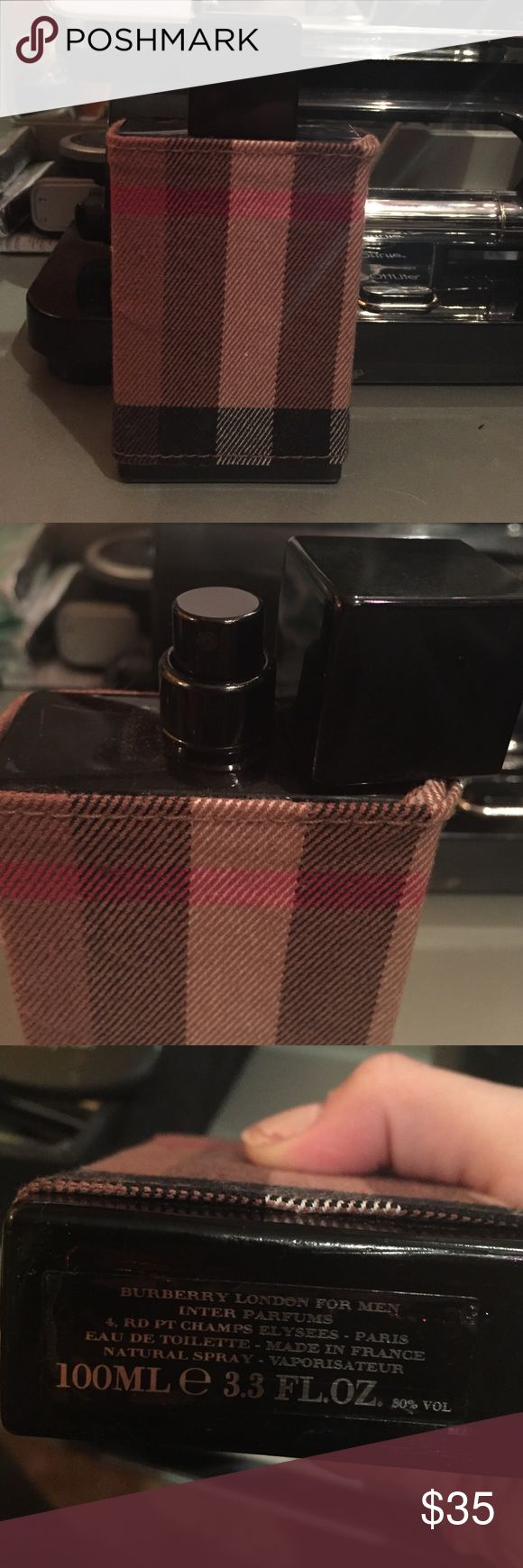 Burberry COLOGNE BRAND NEW 100% authentic Burberry London COLOGNE for men!! Never been used..3.3 FL.OZ Burberry Other