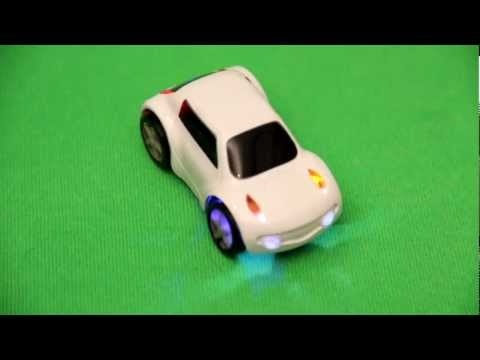 Zen Wheels Micro Car Review.  ZenWheels Micro RC Car You Control With Your iPhone.  Precision Control.  Tons of fun and incredible control.  Read more at http://www.daddoes.com/7007/zenwheels-micro-car-review/