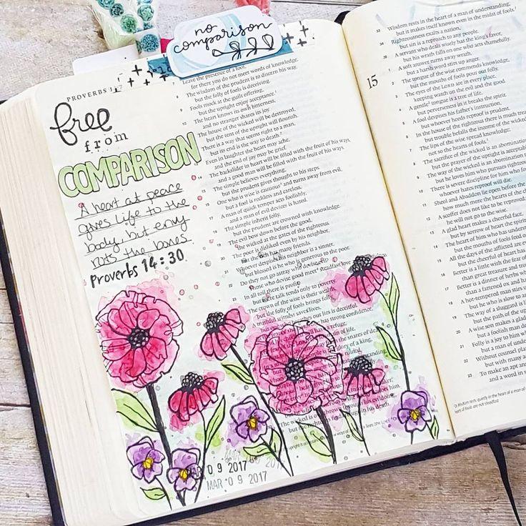 lindseydecor / Proverbs 14:30