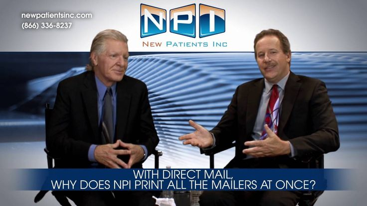 Dental Marketing #69 - Why does NPI print all mailers at once?