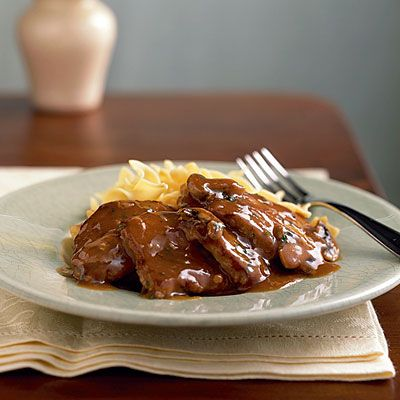 Veal Marsala - Quick and Easy Italian Recipes - Cooking Light
