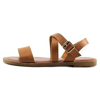 Shop for Madden Girl Womens briiii Open Toe Casual Gladiator Sandals, cognac , Size 9.5. Free Shipping on orders over $45 at Overstock.com - Your Online Shoes Outlet Store! Get 5% in rewards with Club O! - 22688956