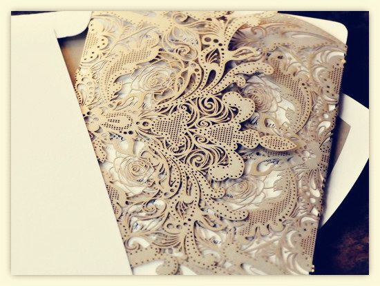 Choose Your Styles – Vintage Wedding Invitations