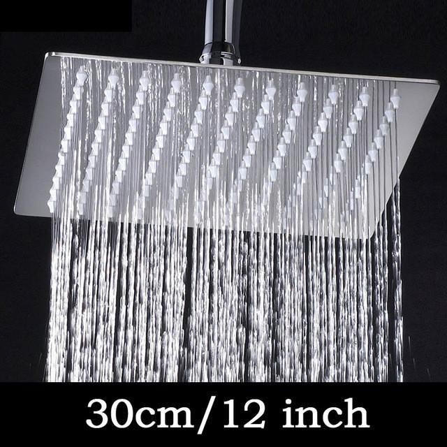 Type Fixed Support Type Shower Head Feature Rainfall Shower