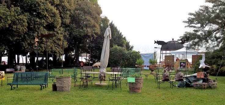 panoramica dello standi di Recuperando Srl #recuperando www.recuperando.com #orticolario2014