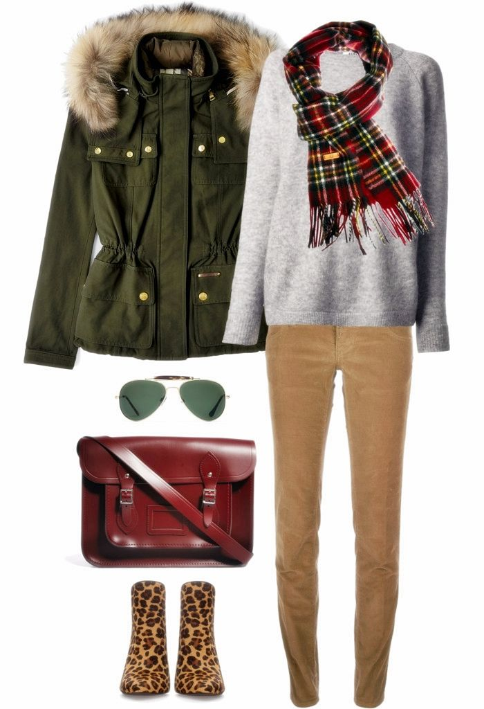 LOVE THIS COLD WEATHER LOOK