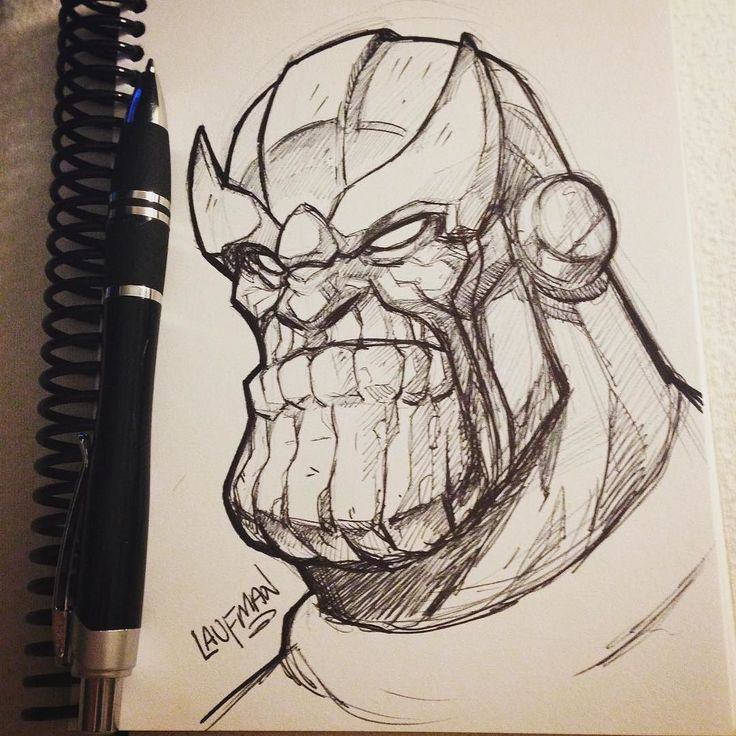 Best 25 thanos marvel ideas on pinterest marvel comics for Really cool drawing ideas
