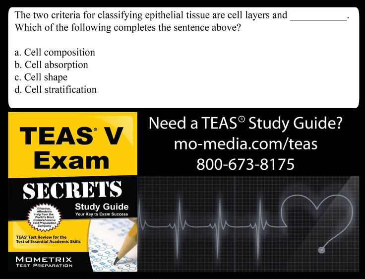 63 best teas test study guide images on pinterest teas test ati sample teas practice question set 1 teastest answer httpwww fandeluxe Images