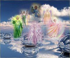 Les Archanges : qui sont-ils ? - Initiation Reiki à Lorient