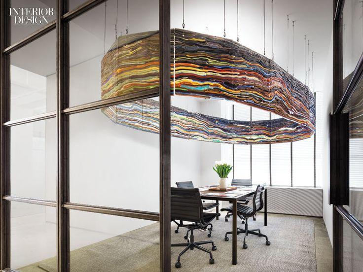 Morris Adjmi s Office Doubles as a Rotating Art Gallery3434 best Offices oficinas escrit rios B ros   . Corporate Office Interior Design Magazine. Home Design Ideas