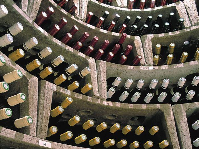 Винтовые спиральные погреба, винные погреба - компания DERVUS