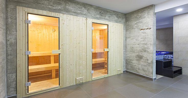 Unsere letzt gebaute Sauna! Inspiration für Ihre eigene Heimsauna!  www.saunaking.at/individuelle-saunen/photogalerie-referenzen/privatsaunen
