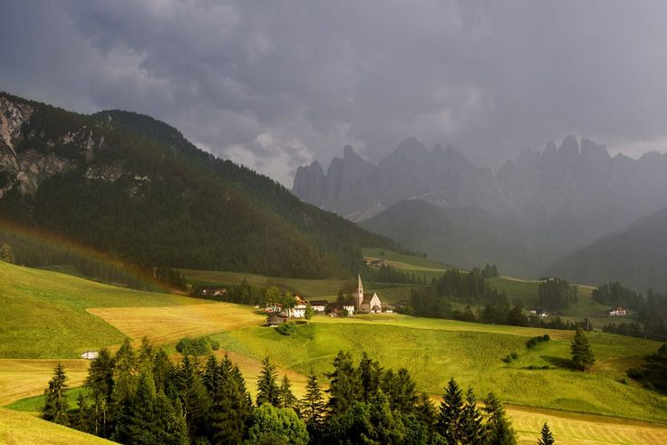 After a storm in the Dolomites by TOMÁŠ MORKES on 500px