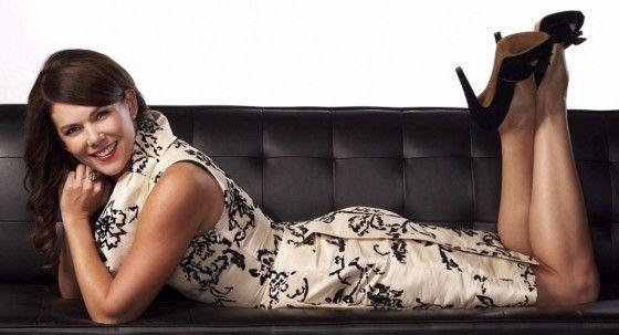 Lauren Graham : Ageless Gilmore Girl