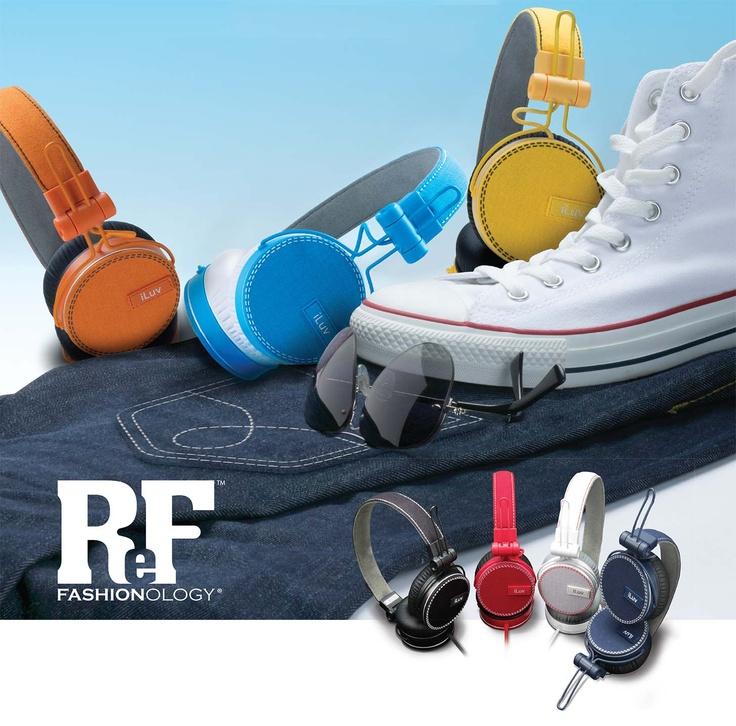 ReF headphones