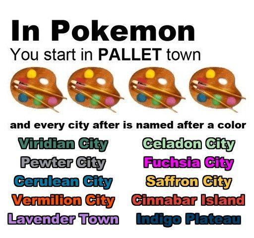 Pokemon Town Colors http://ift.tt/2xI4mBR