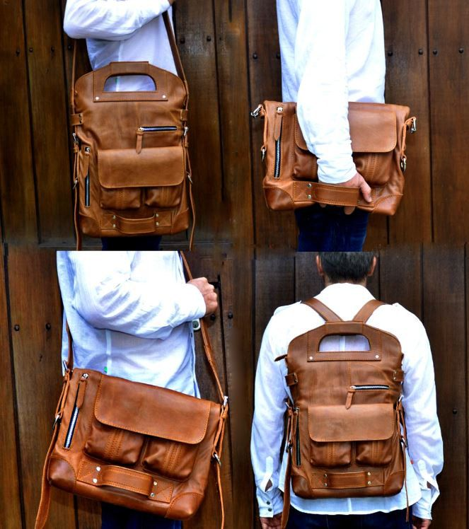 Transformer bag by INOMIO on Etsy