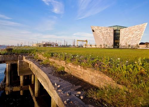 Ship that ferried passengers to the Titanic opens as museum in Belfast