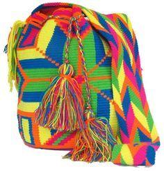 Mochila Wayuu /Wayuu Mochila Bag - comprar online