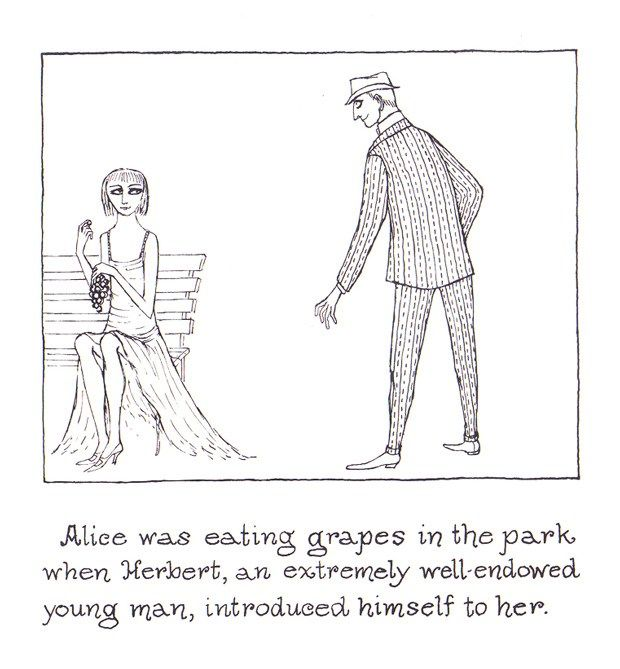 A naughty illustrated tale of mad mid-century matinees.