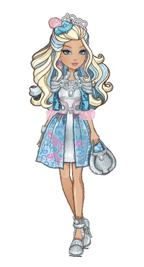 Ever After High - Rebels ❤️ Darling Charming (Daughter of King Charming)