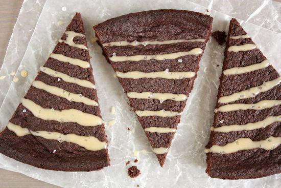 Salted Caramel Mocha Shortbread | By: Stephanie Wise | Shortbread ...