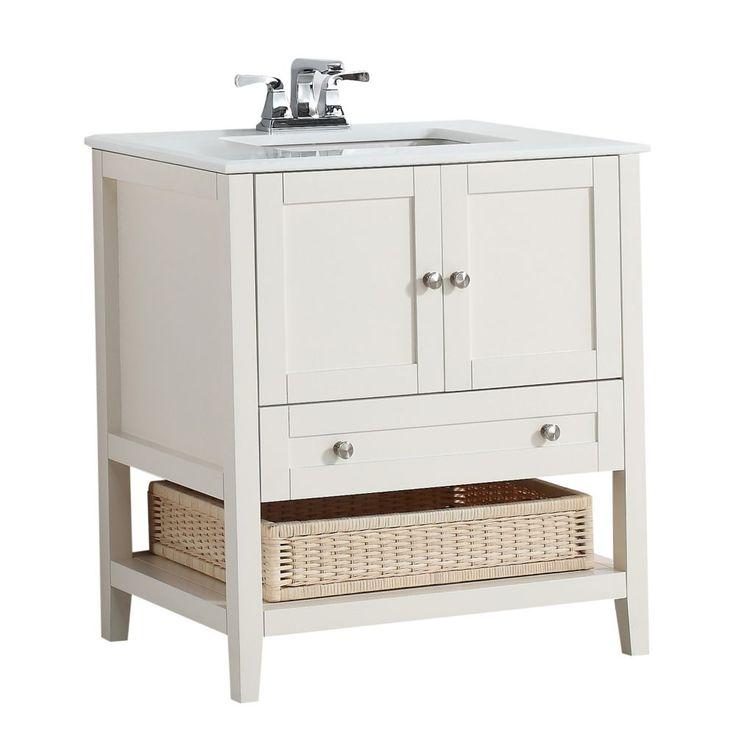 Best 25 30 Inch Bathroom Vanity Ideas On Pinterest  30 Bathroom Pleasing 30 Bathroom Vanity With Top Review