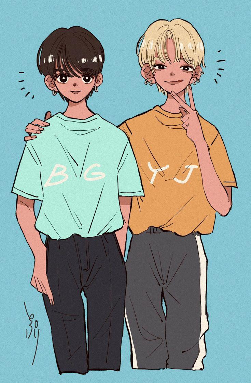 とぷり ︎FA on Twitter in 2020 Cute art, Anime boy, Fan art