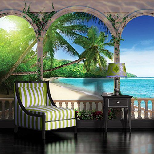 32 besten bildtapeten bilder auf pinterest fenster fototapete und fresco. Black Bedroom Furniture Sets. Home Design Ideas