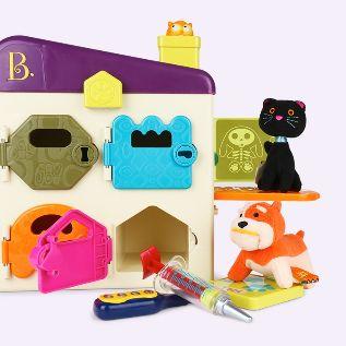 B.Toys: mobilna klinika weterynaryjna Pet Vet, 189 zł