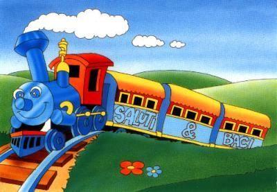 Sul treno (dans le train) la seconda classe: la seconde classe il biglietto : billetil treno : trainandata e ritorno : aller et retouril supplemento : le suppl�mentil binario : le quaiil posto : la place