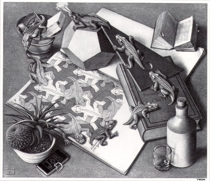 Hand with Reflecting Sphere - M.C. Escher - WikiArt.org