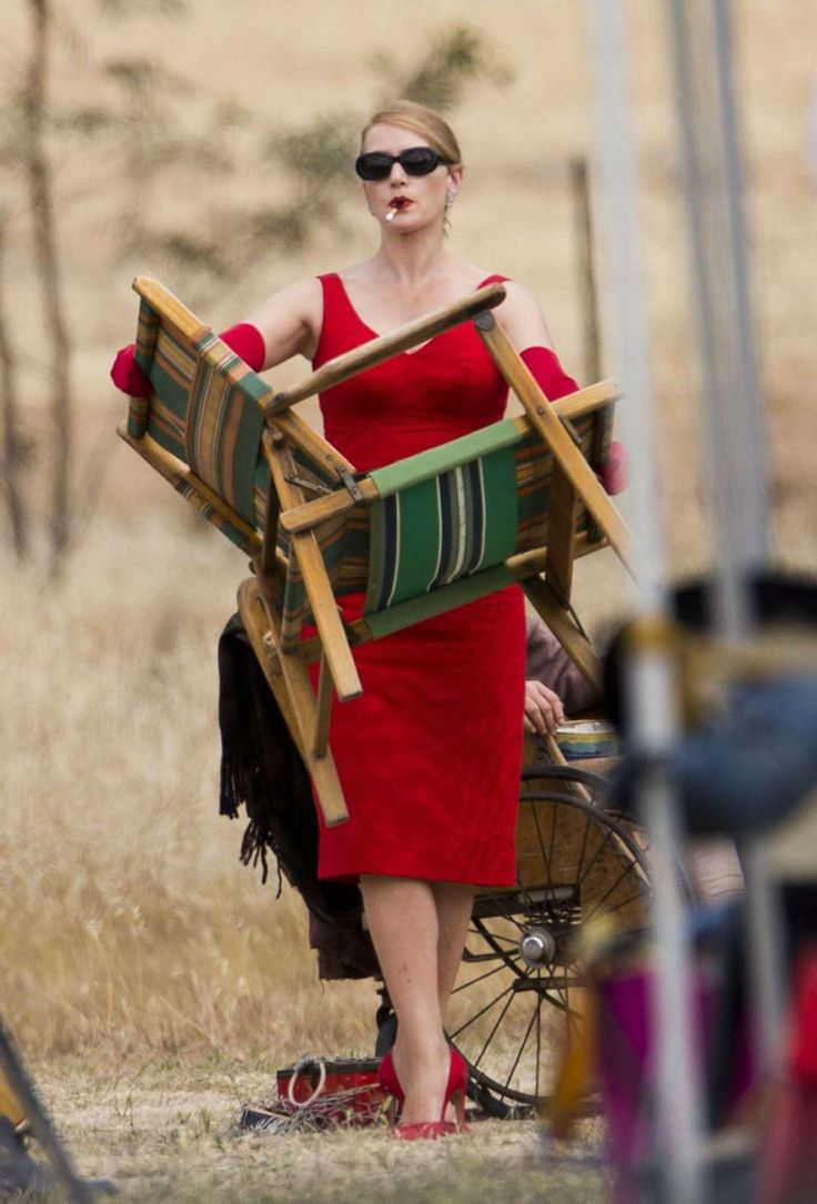 Kate Winslet, The Dressmaker, 2015                                                                                                                                                                                 More