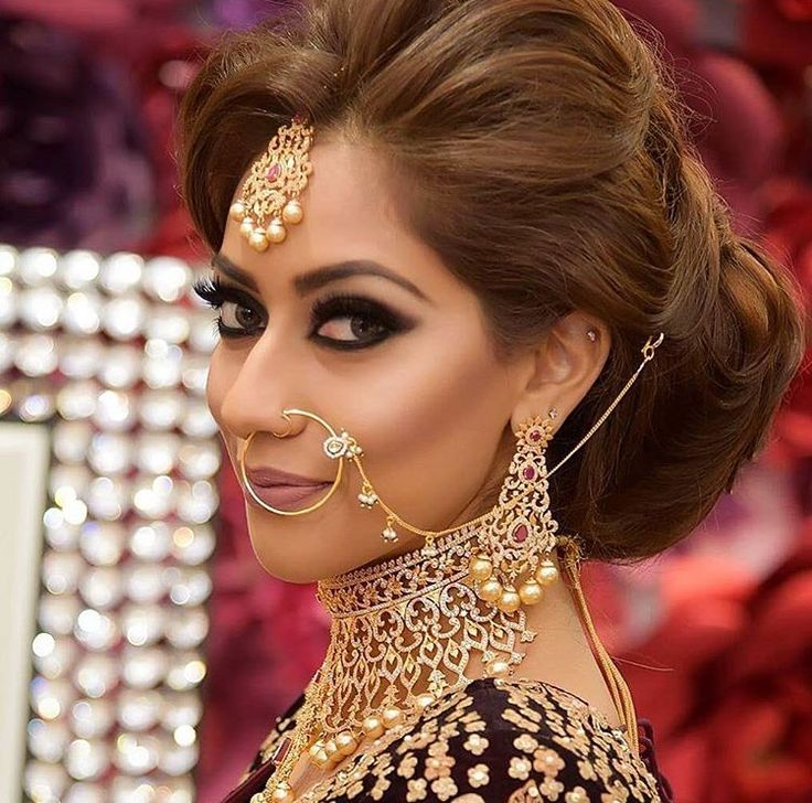 317 best Nath images on Pinterest Indian bridal Indian weddings