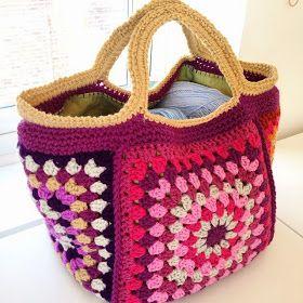http://crafternoontreats.com/chunky-retro-granny-stash-bag/
