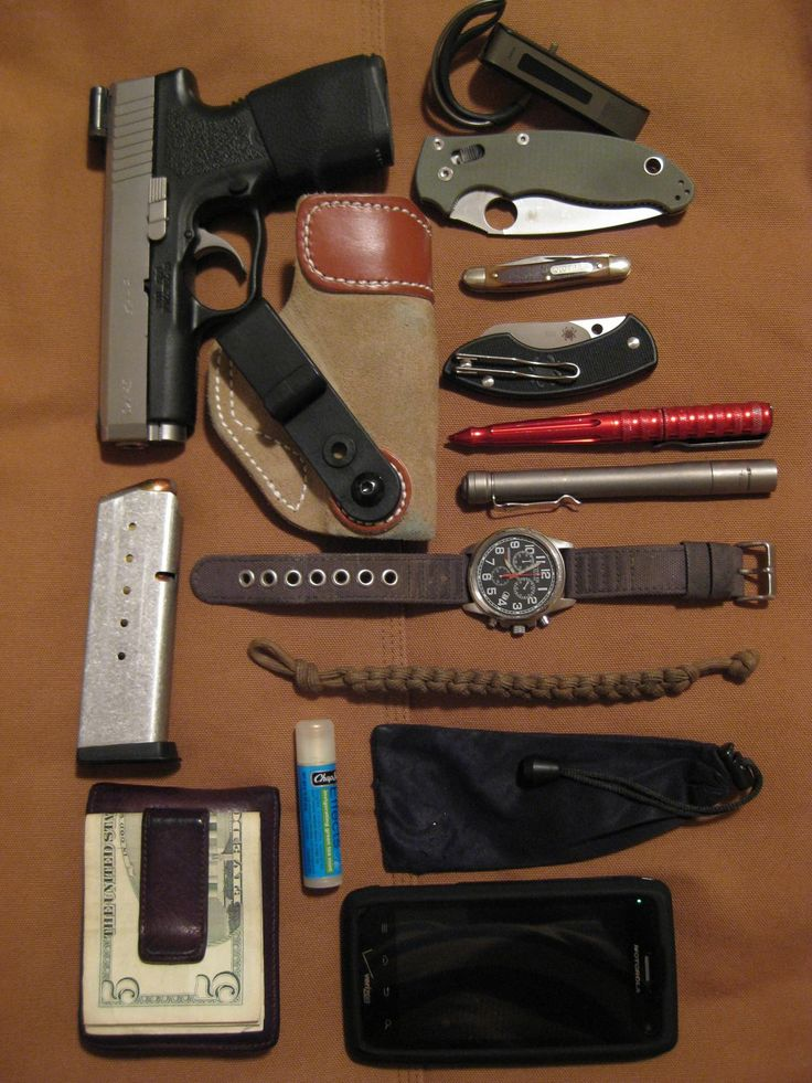 Every Day Carry Gear