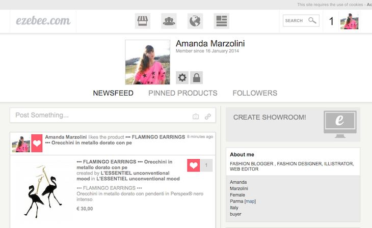 #fashion #fashionmarketing #fashionshops #onlineshops #shops #webmarketing #web #marketing #brand #newbrand #launchingproject #style #managemente #digital #digitalpr #2.0 #communication #comunicazione #gestionebrand #negozi #negozionline #promotion #promozioni #nuovibrand #fashionblog #fashionblogger  @Storenvy #bigcartel #ezebee #ticatail