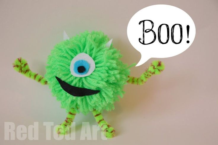 Monsters Inc Fever Contiues… as those cuddly and lovable characters, Mike and Sulley, hit the big screens again, we are all in Mike & Sulley Craft excitement! We have already made a Sulley Pinata and  and some Monsters Inc Finger Puppets, now we wanted to share our Sulley Pom Pom Craft! Simple and fun! Materials: …