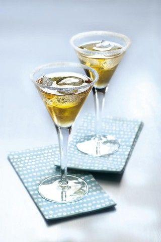 Cocktail à la gentiane Rième