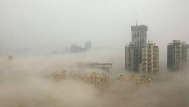 Πεκίνο: Αναβάθμισε το επίπεδο συναγερμού στην ατμοσφαιρική ρύπανση