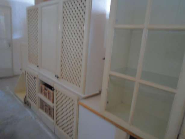 kitchen-Paint Techniqued Kitchen Cupboards Randburg - image 2