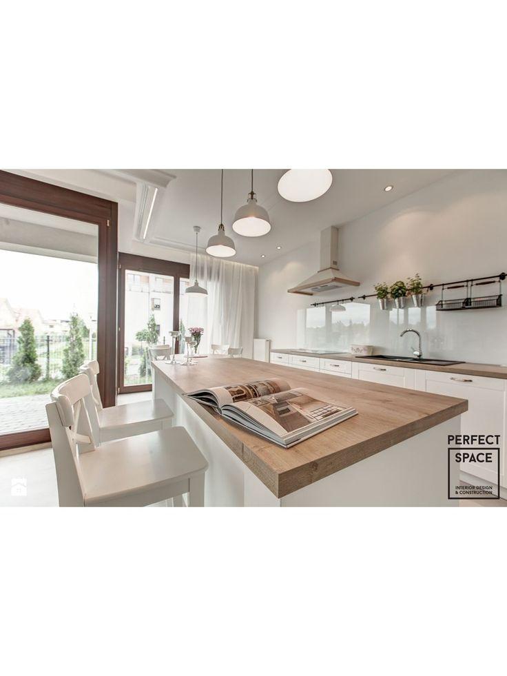 Kuchnia styl Skandynawski - zdjęcie od Perfect Space Interior Design