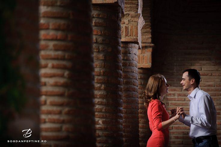 Sedinta foto inainte de nunta la Palatul Mogosoaia | Anca si Cristi