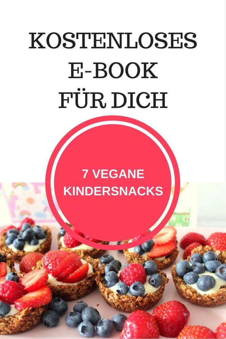 7 Rezepte für leckere vegane Kindersnacks. Dieses kostenlose E-Book ist unser Geschenk für dich! Wir zeigen dir, wie man einfach und schnell leckere gesunde Snacks für Kinder zubereiten kann. Hier kommst du zum Link: http://www.muesliriegel-selbermachen.de/ueber-uns/  diy vegan, diy snacks für Kinder, vegane Müsliriegel, vegane Falafel, vegane Pizza Rezept, Rezept Erdnussriegel, vegane Nussriegel