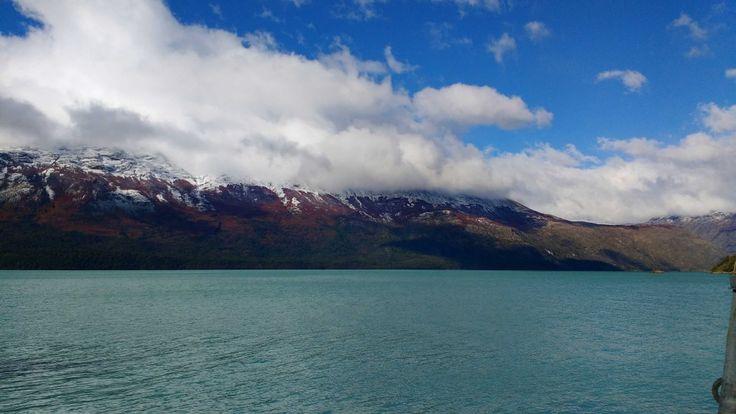 El Lago O'Higgins, el lago más increíble que he visto jamás