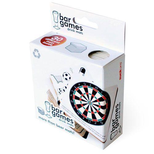 BAR GAMES Bardak Altlığı Takımı - 30lu Set  http://www.qtoo.com.tr/bar-games-bardak-altligi-takimi-30lu-set