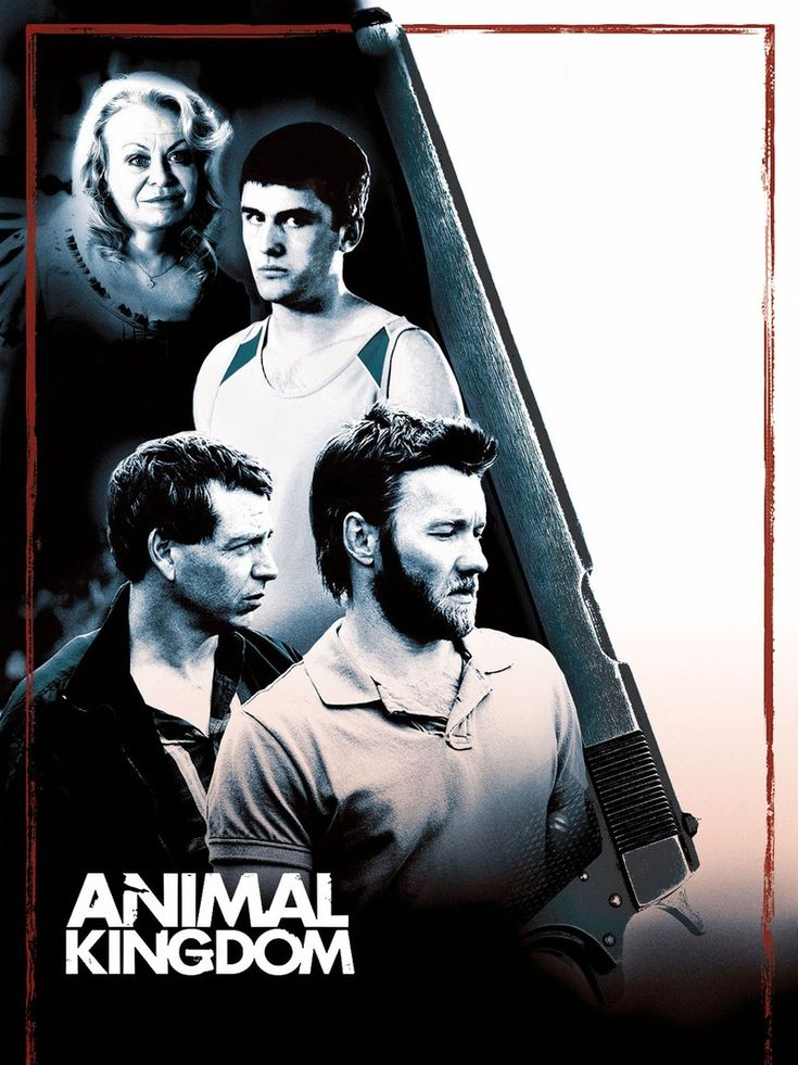 With confident pacing, a smart script, and a top-notch cast, Animal Kingdom represents the best the Australian film industry has to offer.